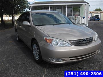 2003 Toyota Camry for sale in Loxley, AL