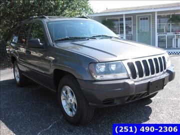 2003 Jeep Grand Cherokee for sale in Loxley, AL