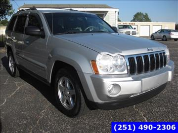 2006 Jeep Grand Cherokee for sale in Loxley, AL