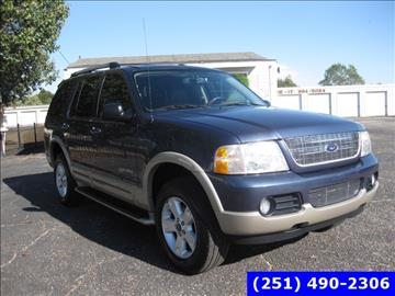 2005 Ford Explorer for sale in Loxley, AL