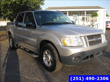 2003 Ford Explorer Sport Trac for sale in Loxley, AL