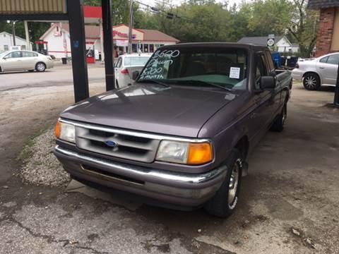 1997 Ford Ranger for sale in Henderson, KY