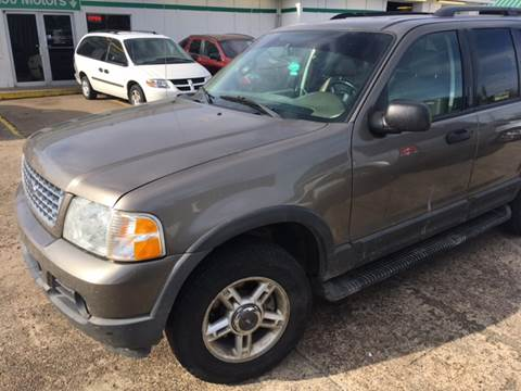 2003 Ford Explorer for sale in Henderson, KY