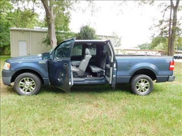 2005 Ford F-150 for sale in Garden City, GA