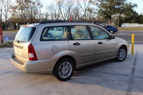 2002 Ford Focus for sale in Glen St Mary, FL