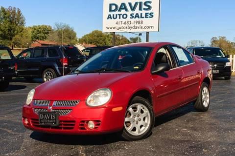 2005 Dodge Neon for sale in Ava, MO