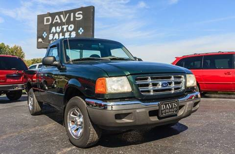 2002 Ford Ranger for sale in Ava, MO