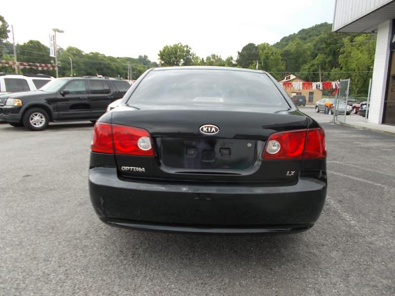 2006 Kia Optima New LX 4dr Sedan w/Automatic - Oak Ridge TN