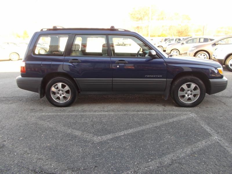 2001 Subaru Forester AWD L 4dr Wagon - Oak Ridge TN