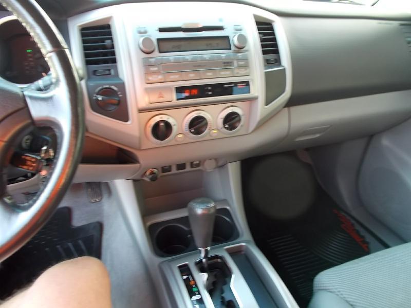 2010 Toyota Tacoma 4x4 V6 4dr Double Cab 5.0 ft SB 5A - Oak Ridge TN