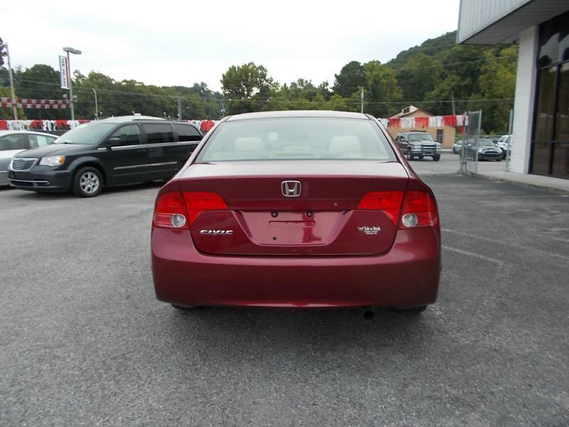 2008 Honda Civic LX 4dr Sedan 5M - Oak Ridge TN