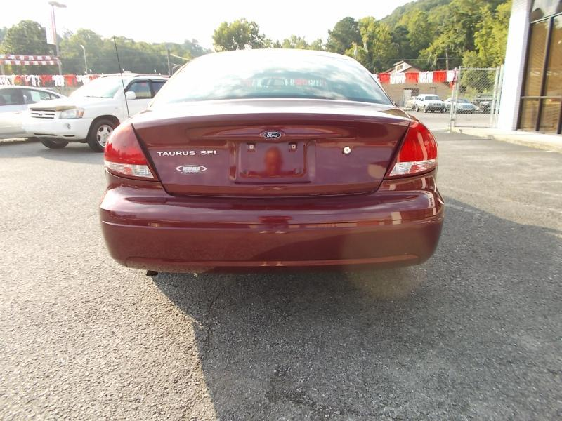 2006 Ford Taurus SEL 4dr Sedan - Oak Ridge TN