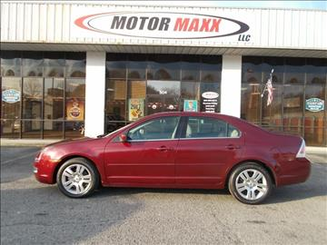 2006 Ford Fusion for sale in Oak Ridge, TN