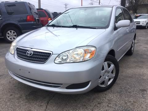 2006 Toyota Corolla for sale in Palatine, IL