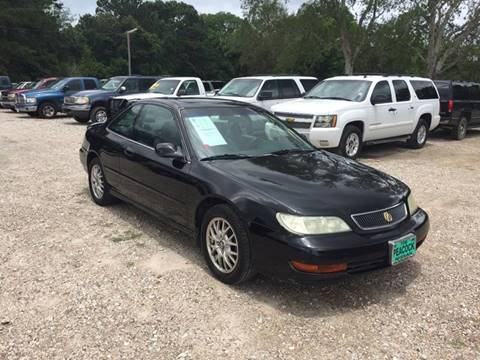 1999 Acura CL for sale in Alvin, TX
