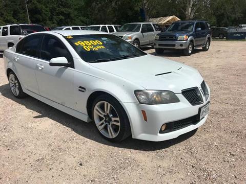 2008 Pontiac G8 for sale in Alvin, TX
