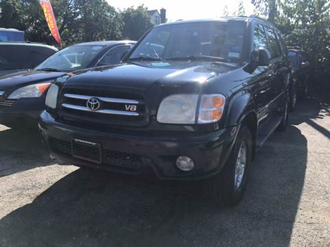 2001 Toyota Sequoia for sale in Hempstead, NY
