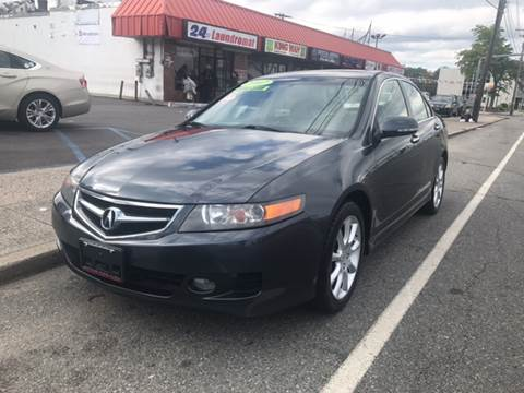 2007 Acura TSX for sale in Hempstead, NY
