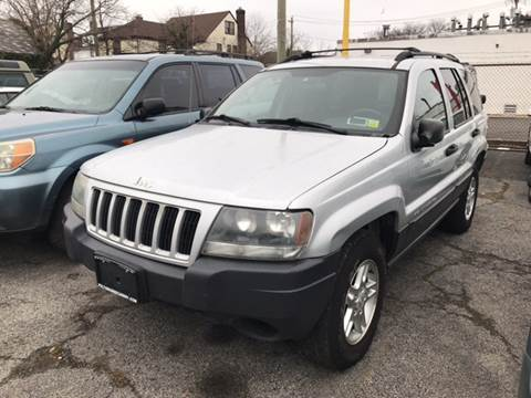 2004 Jeep Grand Cherokee for sale in Hempstead, NY