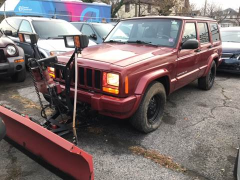 1999 Jeep Cherokee for sale in Hempstead, NY