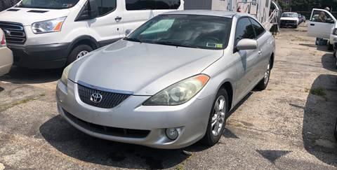 2006 Toyota Camry Solara for sale in Hempstead, NY