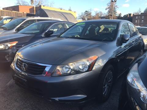 2009 Honda Accord for sale in Hempstead, NY