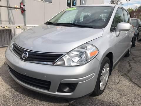 2012 Nissan Versa for sale in Hempstead, NY