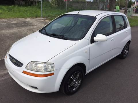 2007 Chevrolet Aveo for sale in Orlando, FL