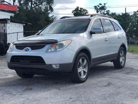 2007 Hyundai Veracruz for sale at PREMIUM MOTOR in Orlando FL