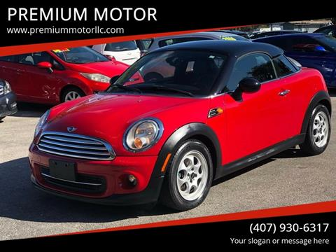 Used Mini Coupe For Sale In Roseburg Or Carsforsalecom