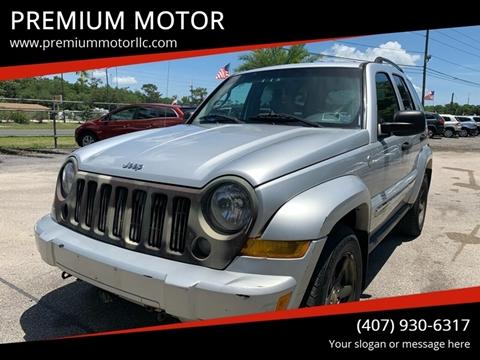 2005 Jeep Liberty for sale in Orlando, FL