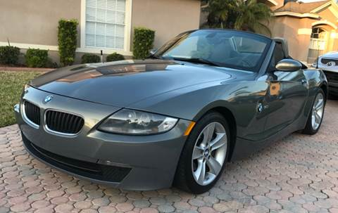 2007 BMW Z4 for sale in Orlando, FL