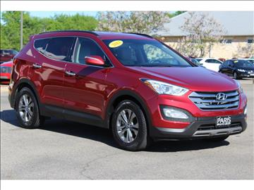 2013 Hyundai Santa Fe Sport for sale in Paris, TX