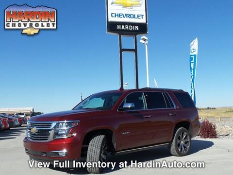 2016 Chevrolet Tahoe for sale in Hardin MT