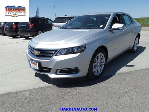 2017 Chevrolet Impala for sale in Hardin MT