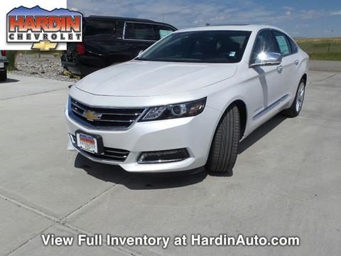 2017 Chevrolet Impala for sale in Hardin, MT