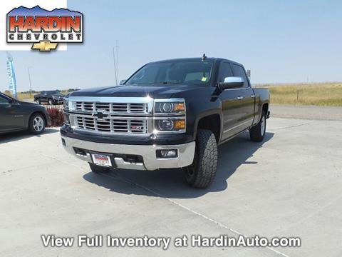 2015 Chevrolet Silverado 1500 for sale in Hardin MT