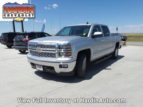 2015 Chevrolet Silverado 1500 for sale in Hardin MT