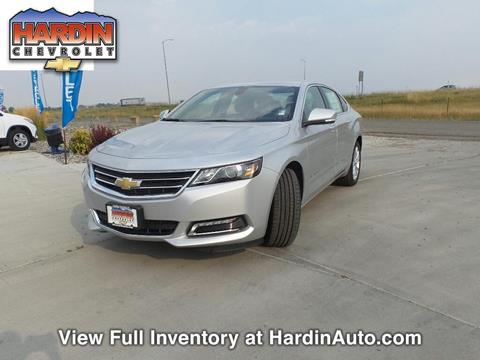 2018 Chevrolet Impala for sale in Hardin MT