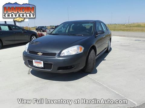 2013 Chevrolet Impala for sale in Hardin, MT
