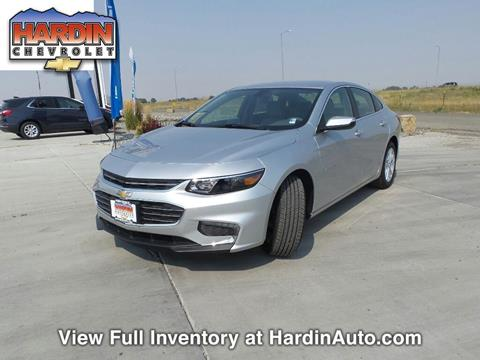 2018 Chevrolet Malibu for sale in Hardin MT