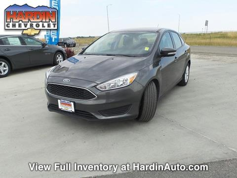 2016 Ford Focus for sale in Hardin, MT