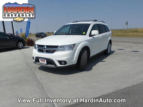2014 Dodge Journey for sale in Hardin MT