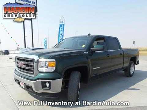 2014 GMC Sierra 1500 for sale in Hardin MT