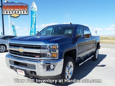 2018 Chevrolet Silverado 2500HD for sale in Hardin, MT