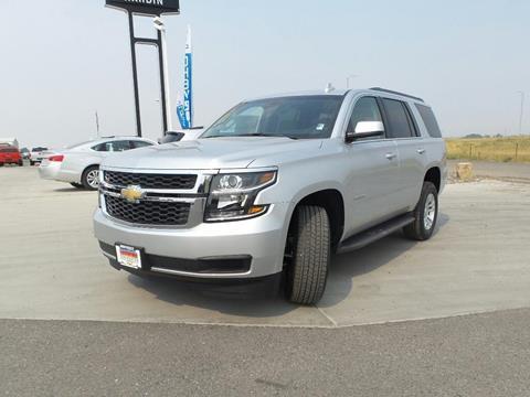 2017 Chevrolet Tahoe for sale in Hardin, MT