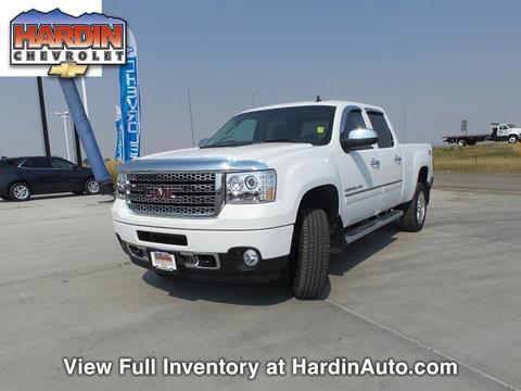 2014 GMC Sierra 2500HD for sale in Hardin MT