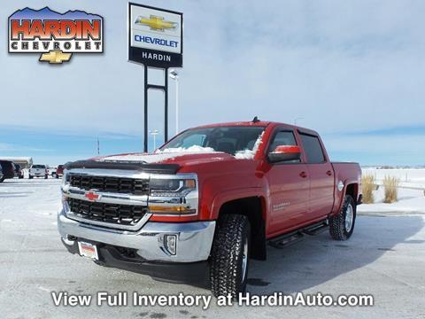 2018 Chevrolet Silverado 1500 for sale in Hardin, MT