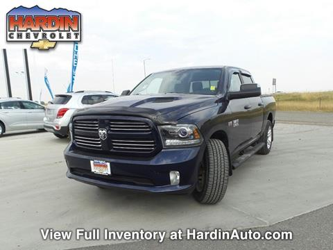 2014 RAM Ram Pickup 1500 for sale in Hardin, MT