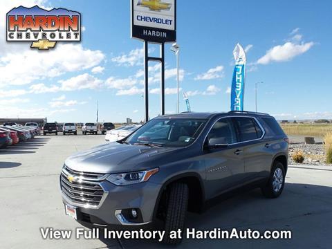 2018 Chevrolet Traverse for sale in Hardin, MT